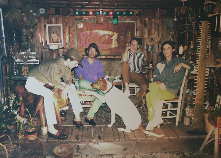 Deerhunter (us/4ad) & tba • UT Connewitz